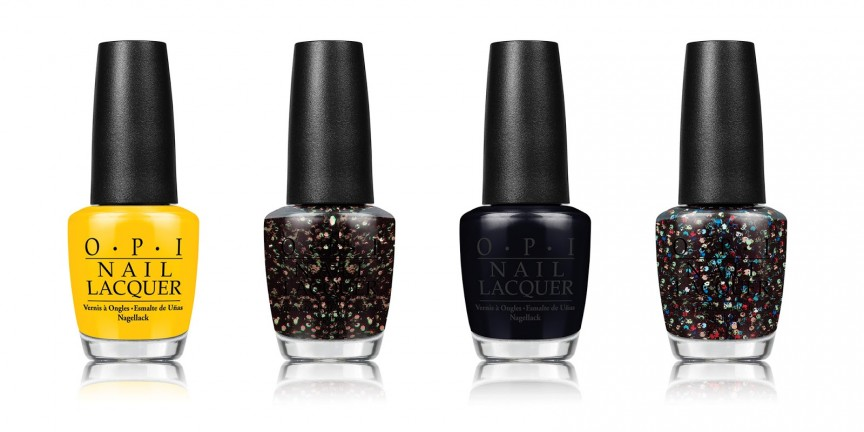 Press Release: Peanuts by OPI Collection!