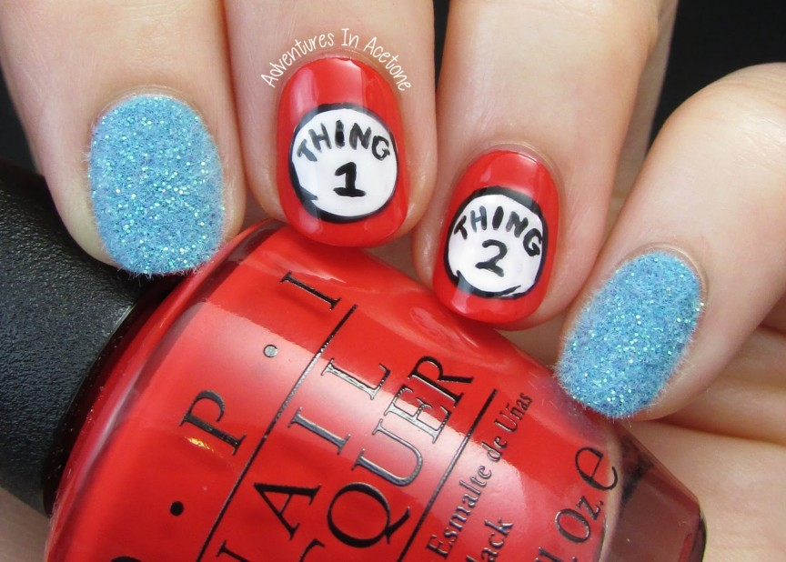 The Digit Al Dozen Does The Terrific Twos Day 1 Thing 1 And Thing