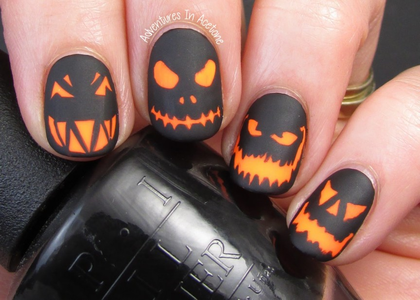 The Digit-al Dozen DOES Spooky Days, Day 1: Glowing Jack \'O Lanterns ...
