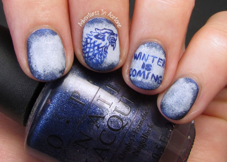 The Digit-al Dozen DOES Winter Wonderland, Day 1: Winter Is Coming ...