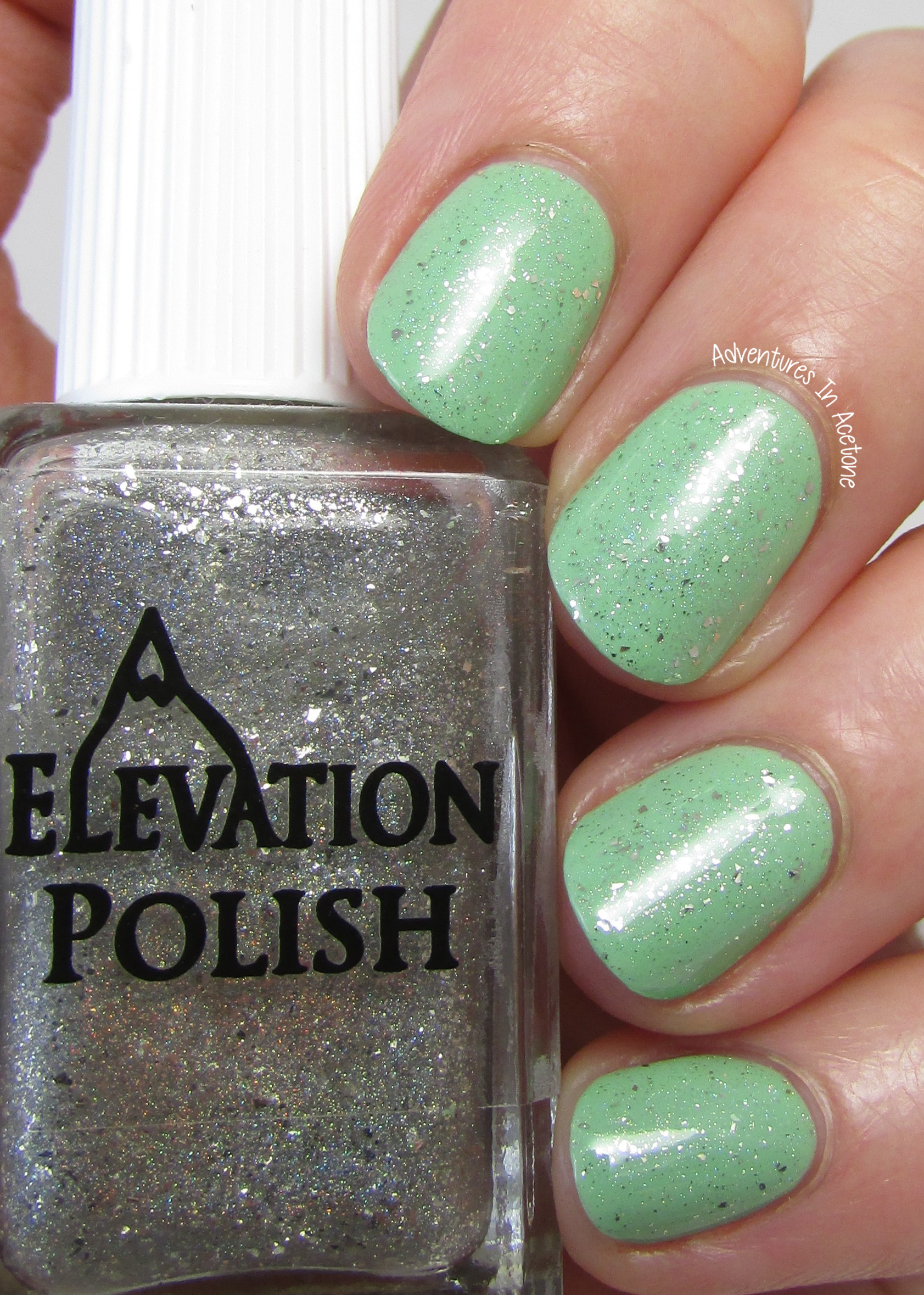 swatch saturday elevation polish woke up in china collection adventures in acetone. Black Bedroom Furniture Sets. Home Design Ideas