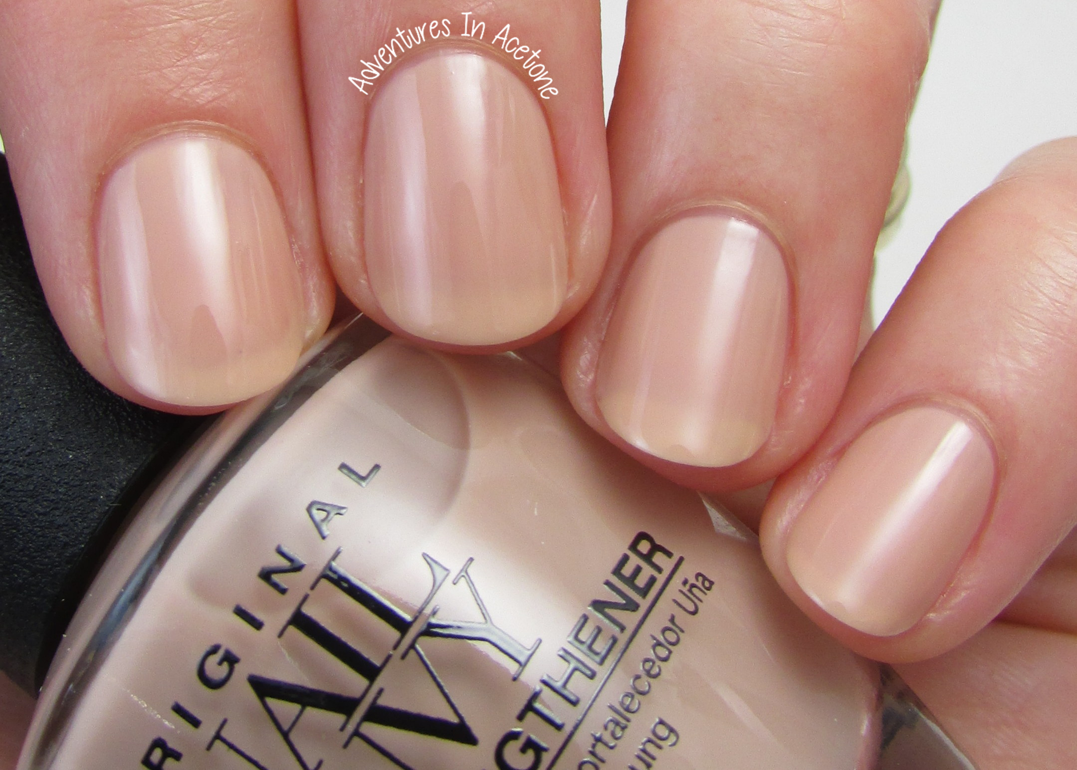 Swatch Saturday: OPI Nail Envy Strength In Color Collection ...