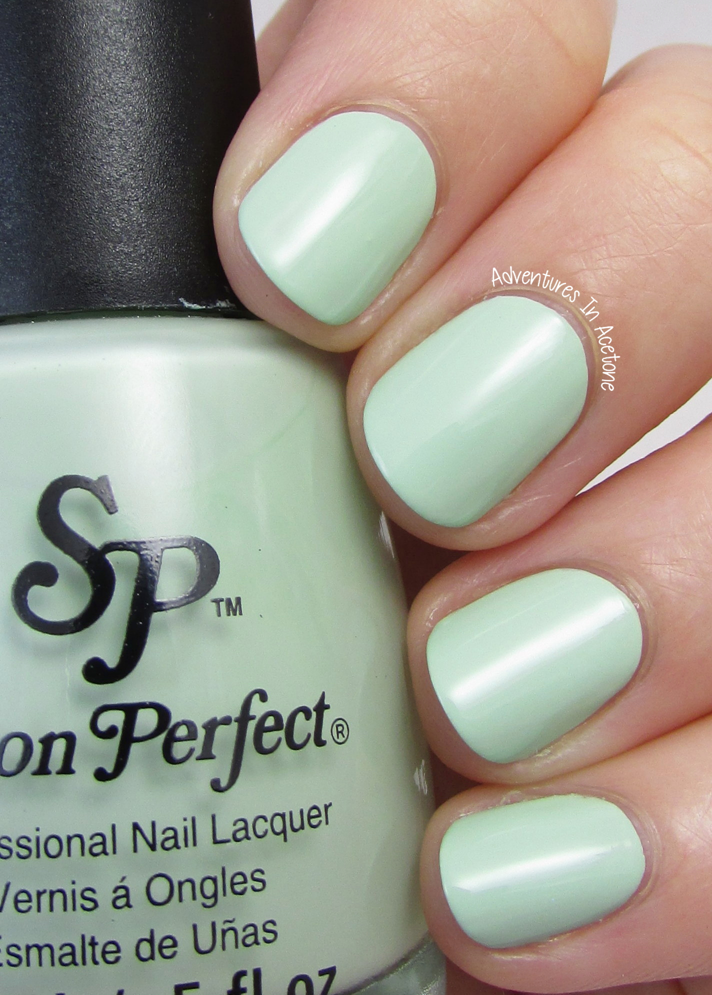 Swatch Sunday: Salon Perfect Pastels Collection - Adventures In Acetone