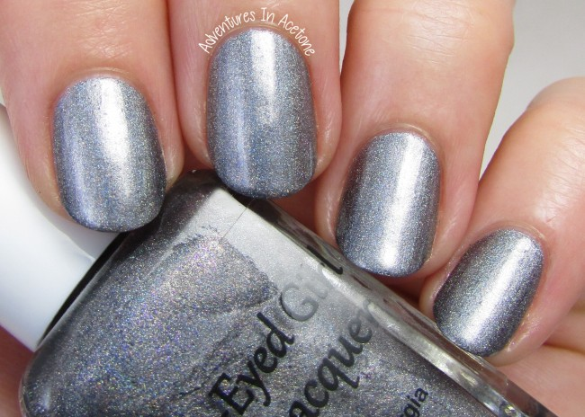 Blue-Eyed Girl Lacquer Heat Lightning 1