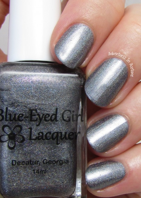 Blue-Eyed Girl Lacquer Heat Lightning 2