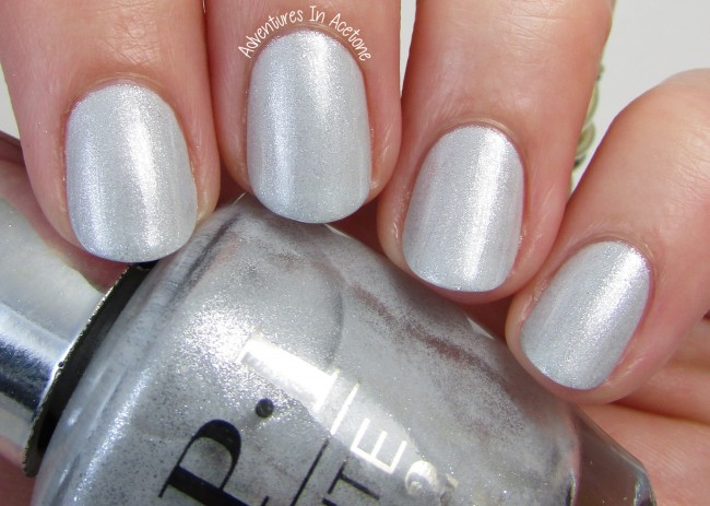 OPI Infinite Shine Go to Grayt Lengths 1