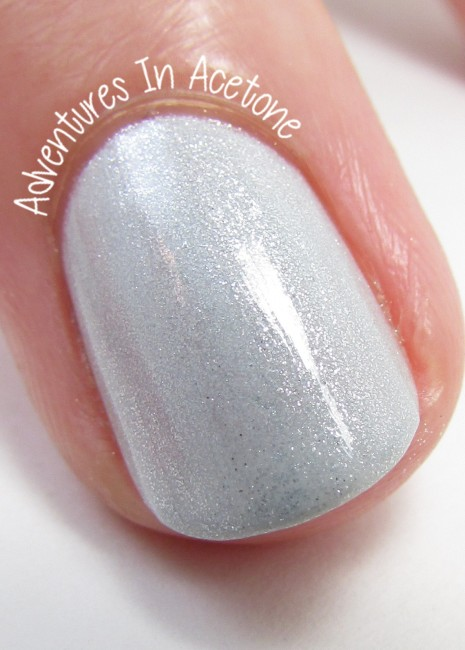 OPI Infinite Shine Go to Grayt Lengths macro