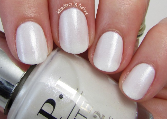 OPI Infinite Shine Pearl of Wisdom 1