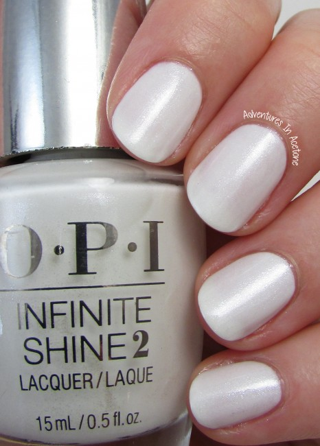 OPI Infinite Shine Pearl of Wisdom 2
