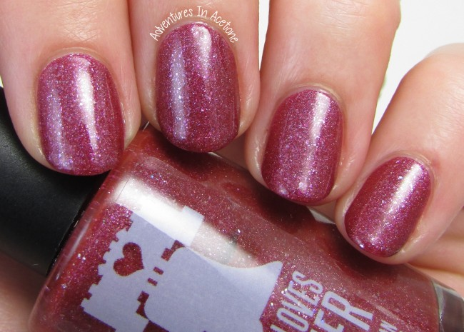 Philly Loves Lacquer Fallen Ember 1