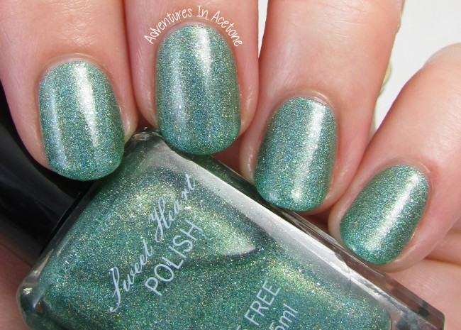 Sweet Heart Polish Hot August Nights 1