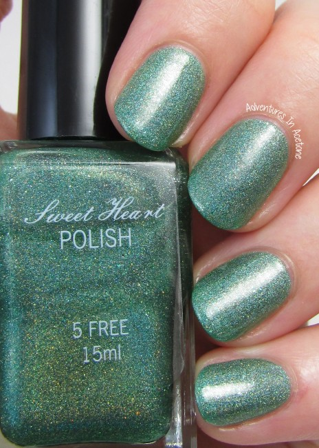 Sweet Heart Polish Hot August Nights 2