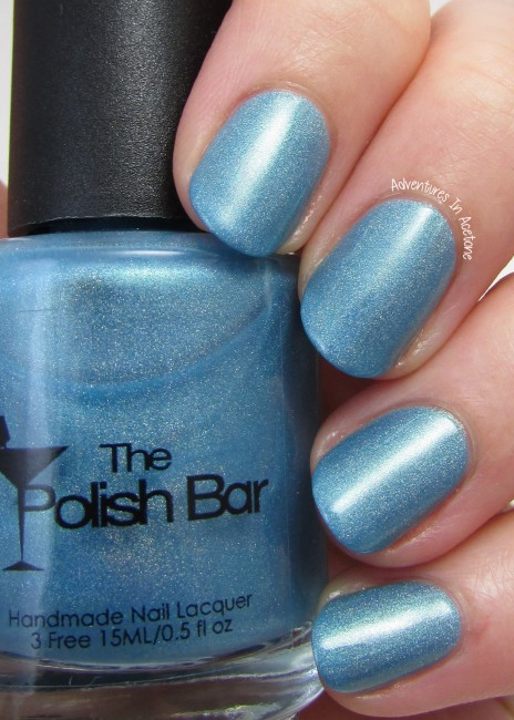 The Polish Bar Surf Blue 2