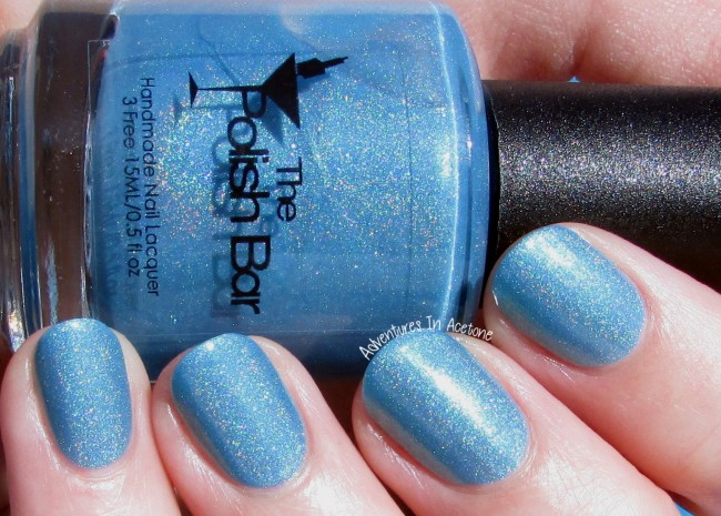 The Polish Bar Surf Blue sunlight 1