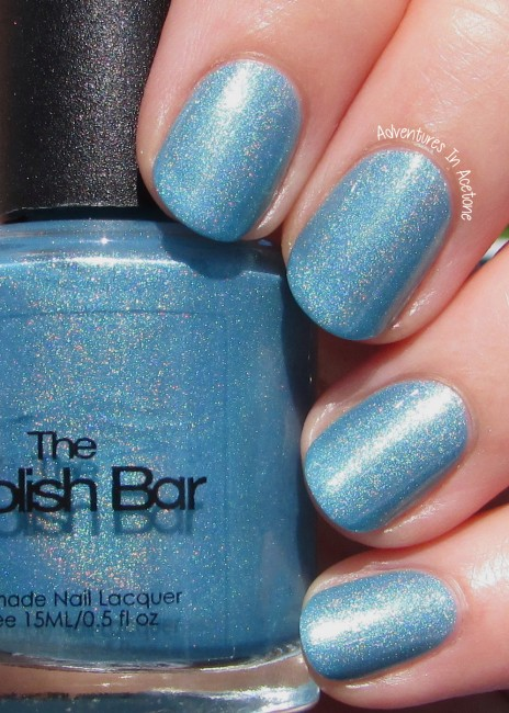 The Polish Bar Surf Blue sunlight 2