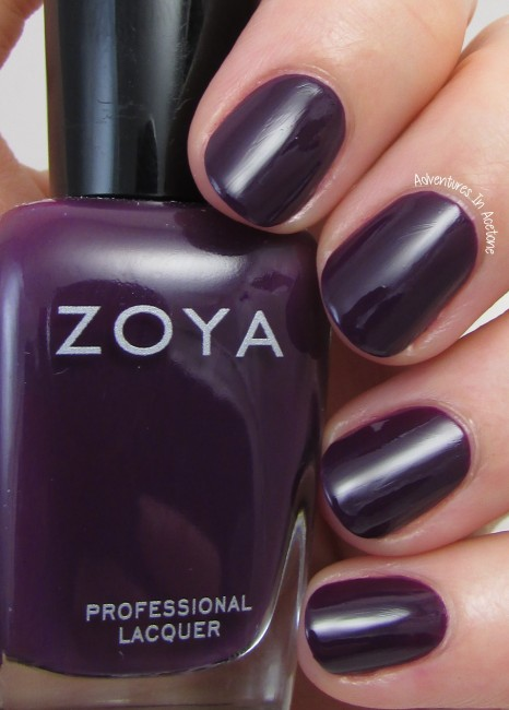 Swatch Saturday Zoya Focus Collection For Fall 2015