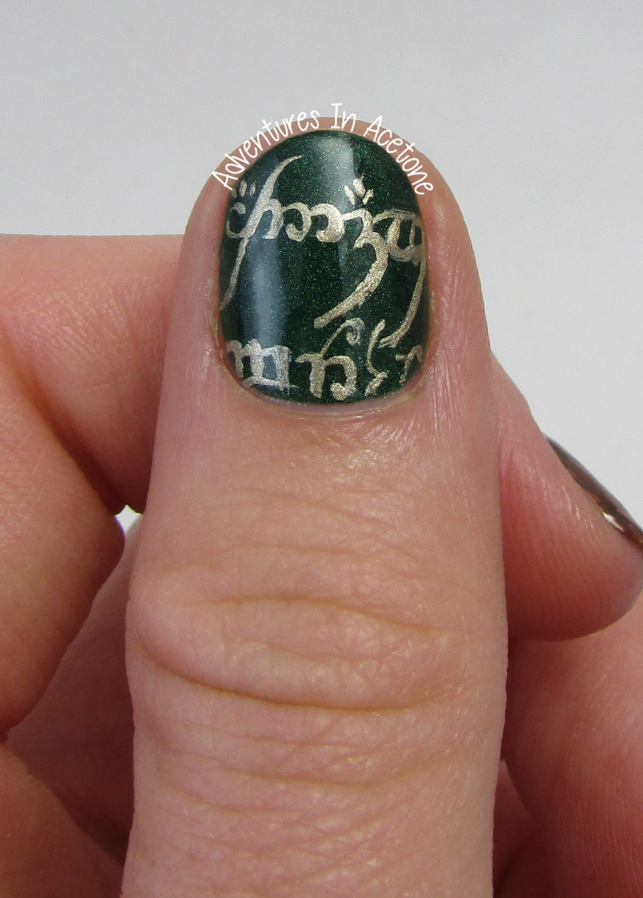 The Digit-al Dozen DOES Re-creation, Day 1: Lord of the Rings ...