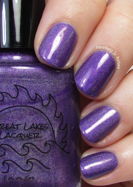 Great Lakes Lacquer Coral 1