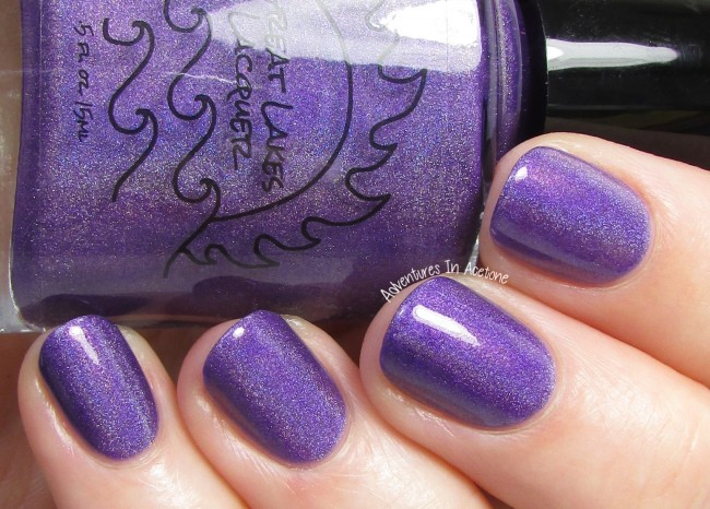 Great Lakes Lacquer Coral 3