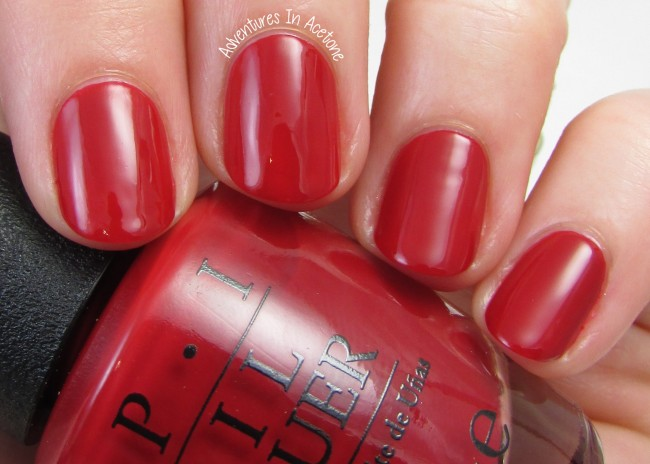 OPI Amore at the Grand Canal 2