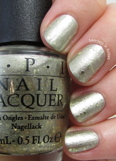 OPI Baroque...But Still Shopping! 1