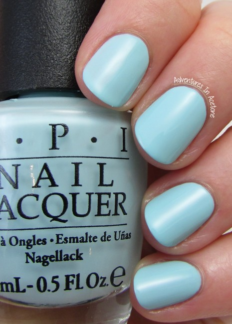OPI Gelato on My Mind 1