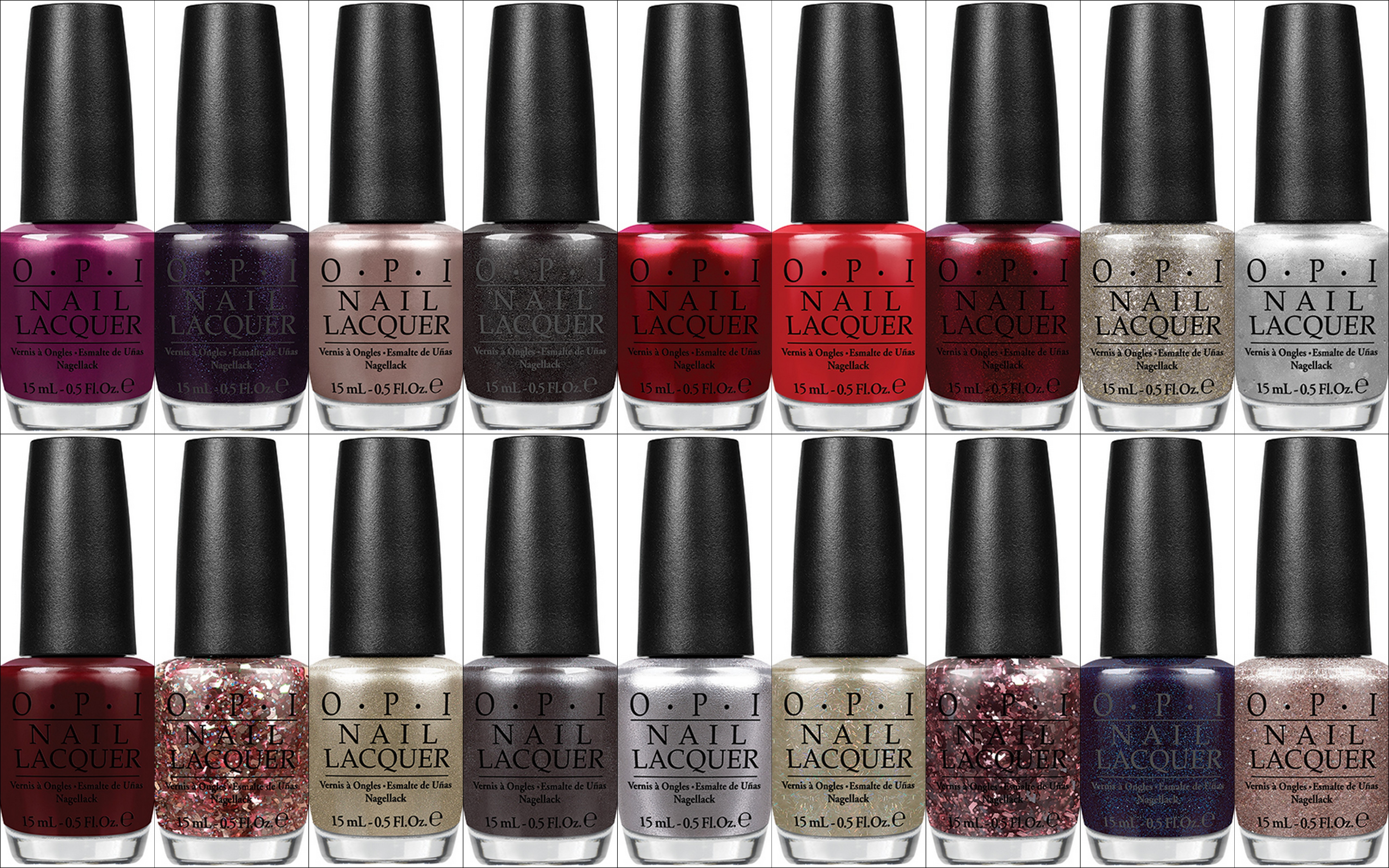 Press Release: OPI Starlight Collection - Adventures In Acetone
