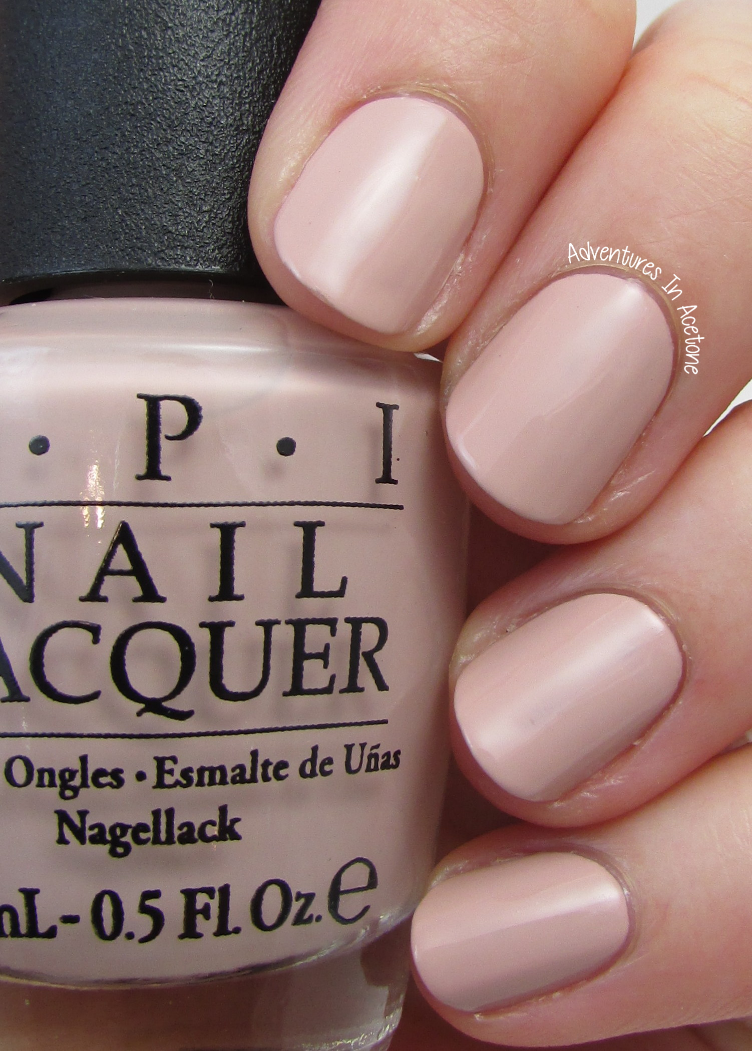 Swatches: OPI Venice Collection - Adventures In Acetone