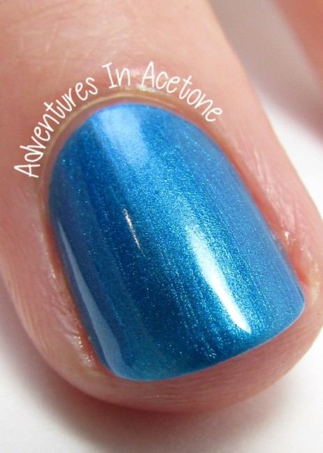 OPI Venice the Party? macro