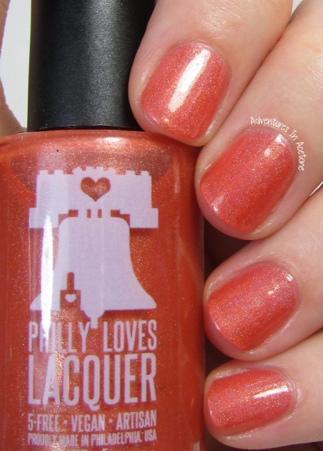 Philly Loves Lacquer Taisteal Sábháilte (Safe Travels) 1 holo
