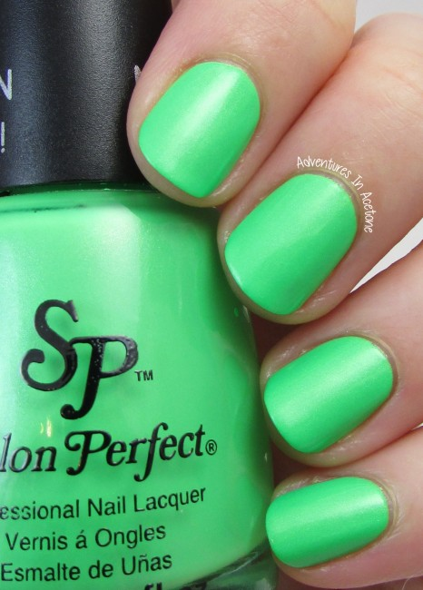 Salon Perfect Loopy Lime 1