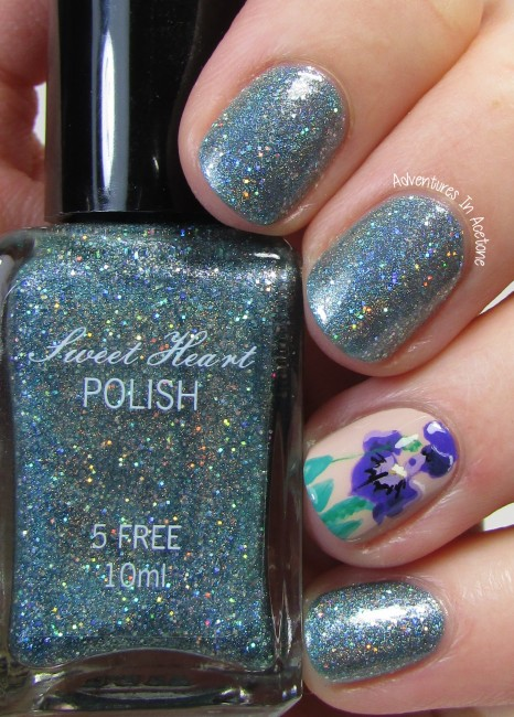 Sweet Heart Polish She Must Be A Weed 1