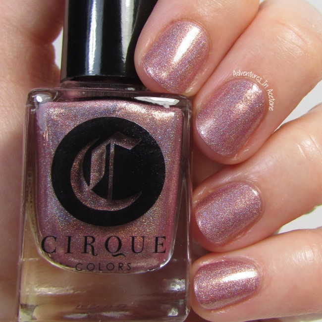 Cirque Colors Modern Muse 1