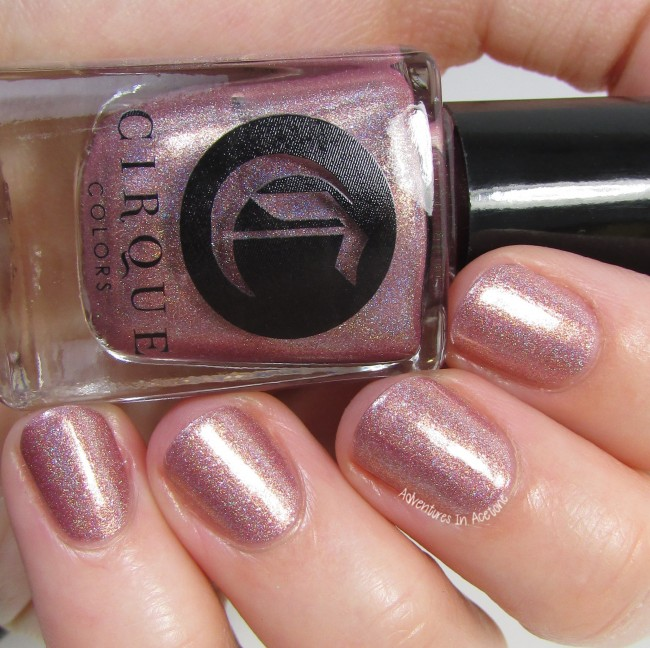 Cirque Colors Modern Muse 3