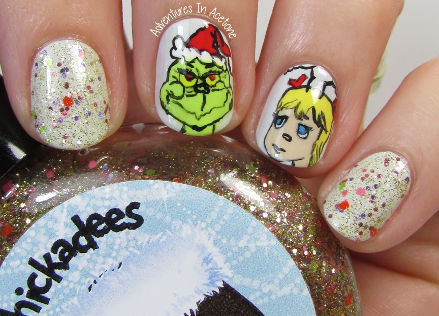 The Digit Al Dozen Does Traditions Day 2 How The Grinch Stole