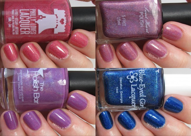 Addicted to Holos February Box Collage