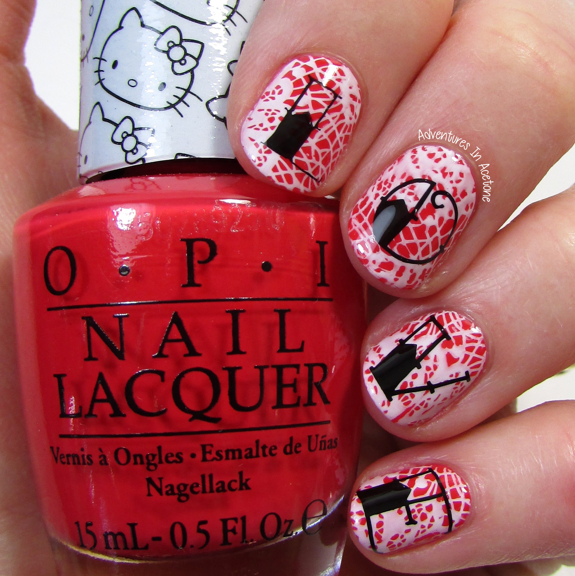 40 Great Nail Art Ideas Love Lace And Love Letters Adventures