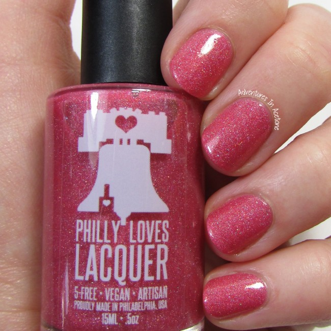 Philly Loves Lacquer Some Like it Hot 1