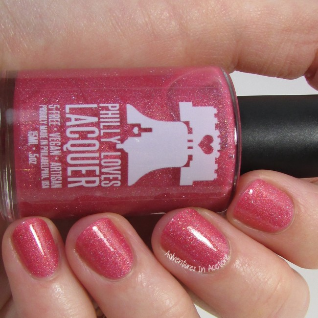 Philly Loves Lacquer Some Like it Hot 2