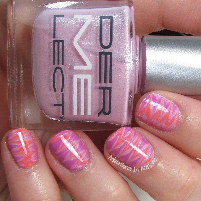 Dermelect %22ME%22 Spring 2016 Outburst Collection Needle Drag Nail Art 2-001