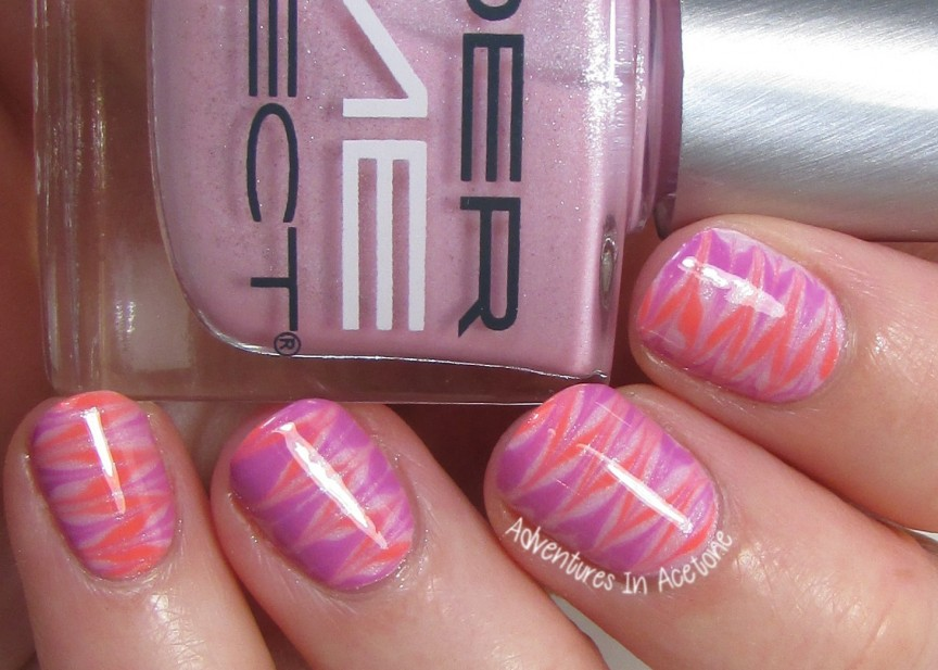 The Digit-al Dozen DOES Spring, Day 2: Needle Drag Nail Art with ...