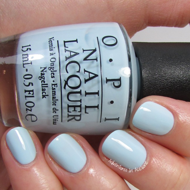 Swatch Saturday Opi Softshades Pastels For Spring 2016