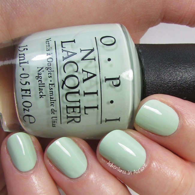 Swatch Saturday: OPI SoftShades Pastels for Spring 2016 ...