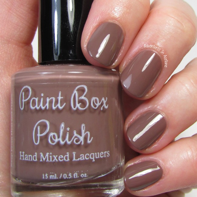 Paint Box Polish Bacio 1