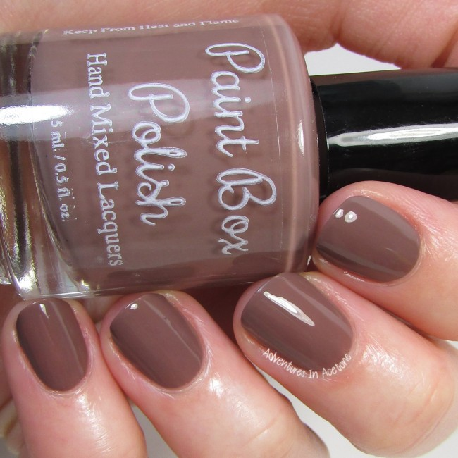 Paint Box Polish Bacio 2