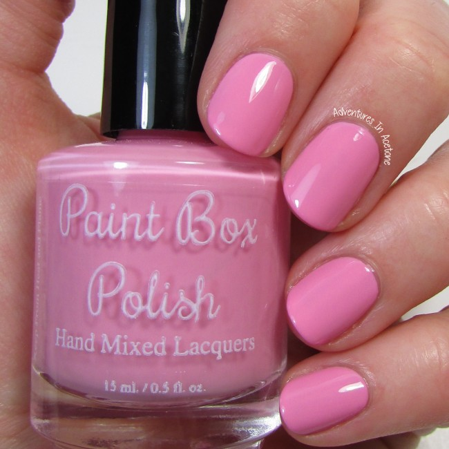 Paint Box Polish Fragola 1