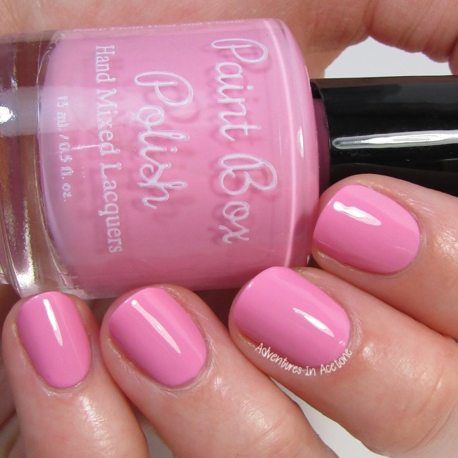 Paint Box Polish Fragola 2