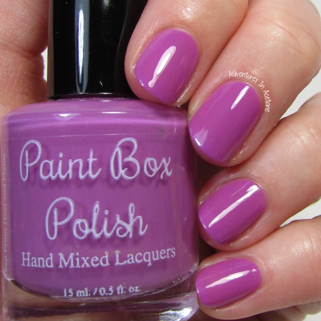 Paint Box Polish Frutti di Bosco 1