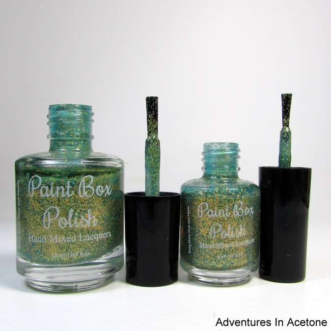 Paint Box Polish Mini Bottle 2