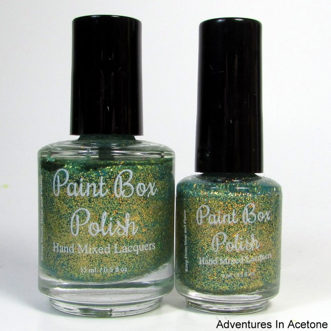 Paint Box Polish Mini Bottle